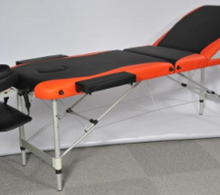 Table de massage alu wave
