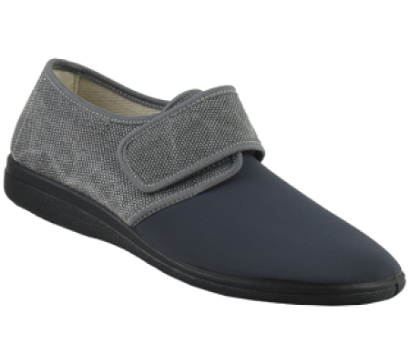 chaussure francisco gris